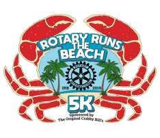Rotary Runs the Beach